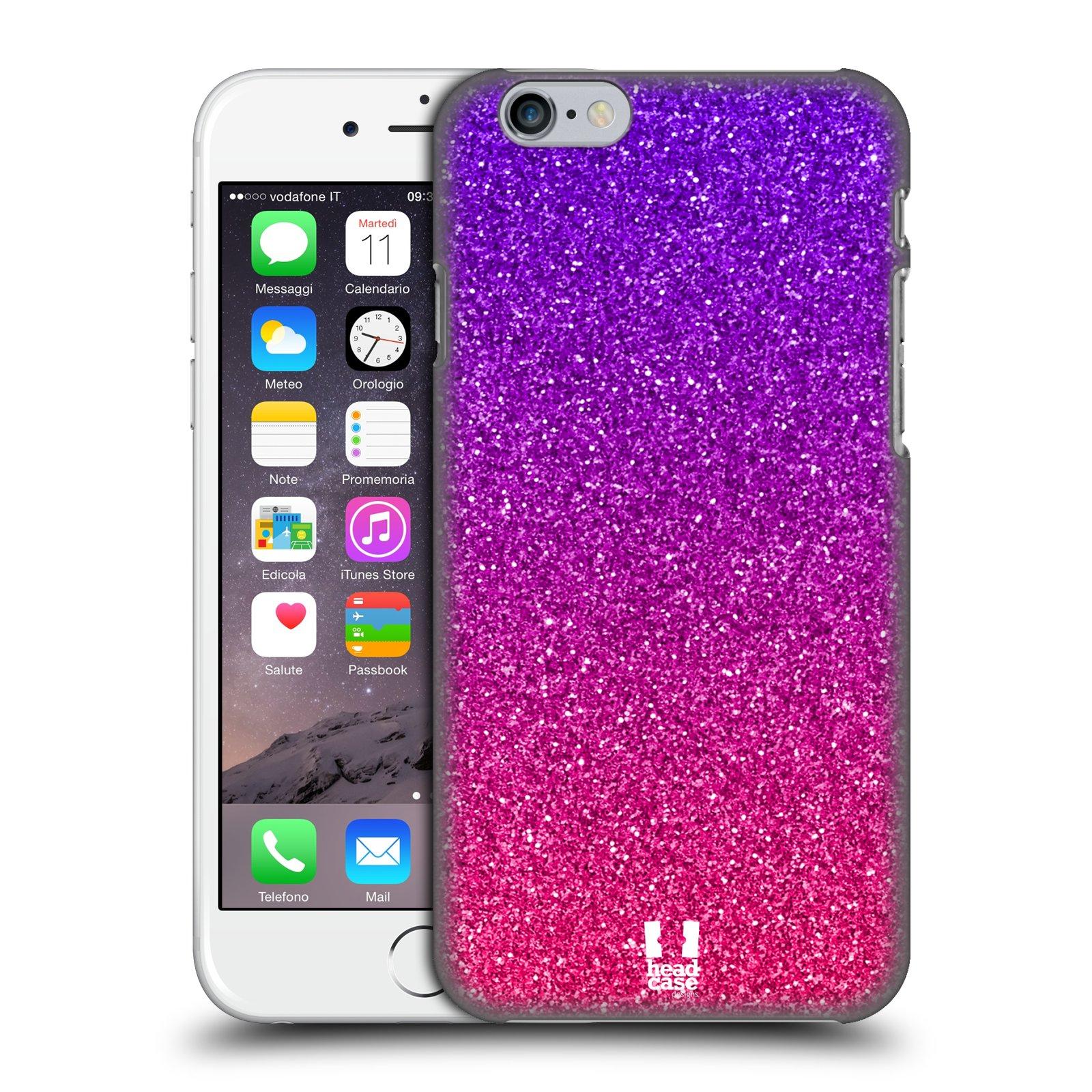 Plastové pouzdro na mobil Apple iPhone 6 a 6S HEAD CASE MIX PINK