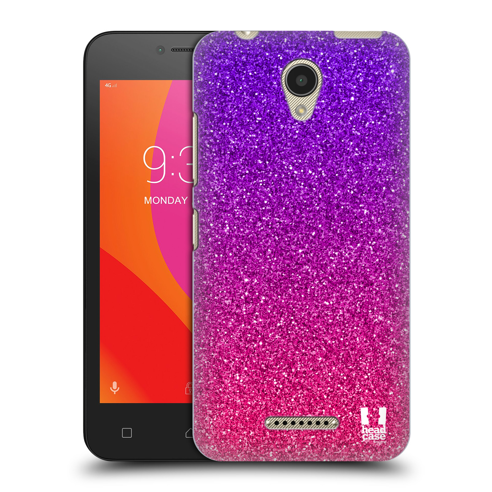 Plastové pouzdro na mobil Lenovo B - Head Case - Mix Pink (Plastový kryt či obal na mobilní telefon Lenovo B s motivem Mix Pink)