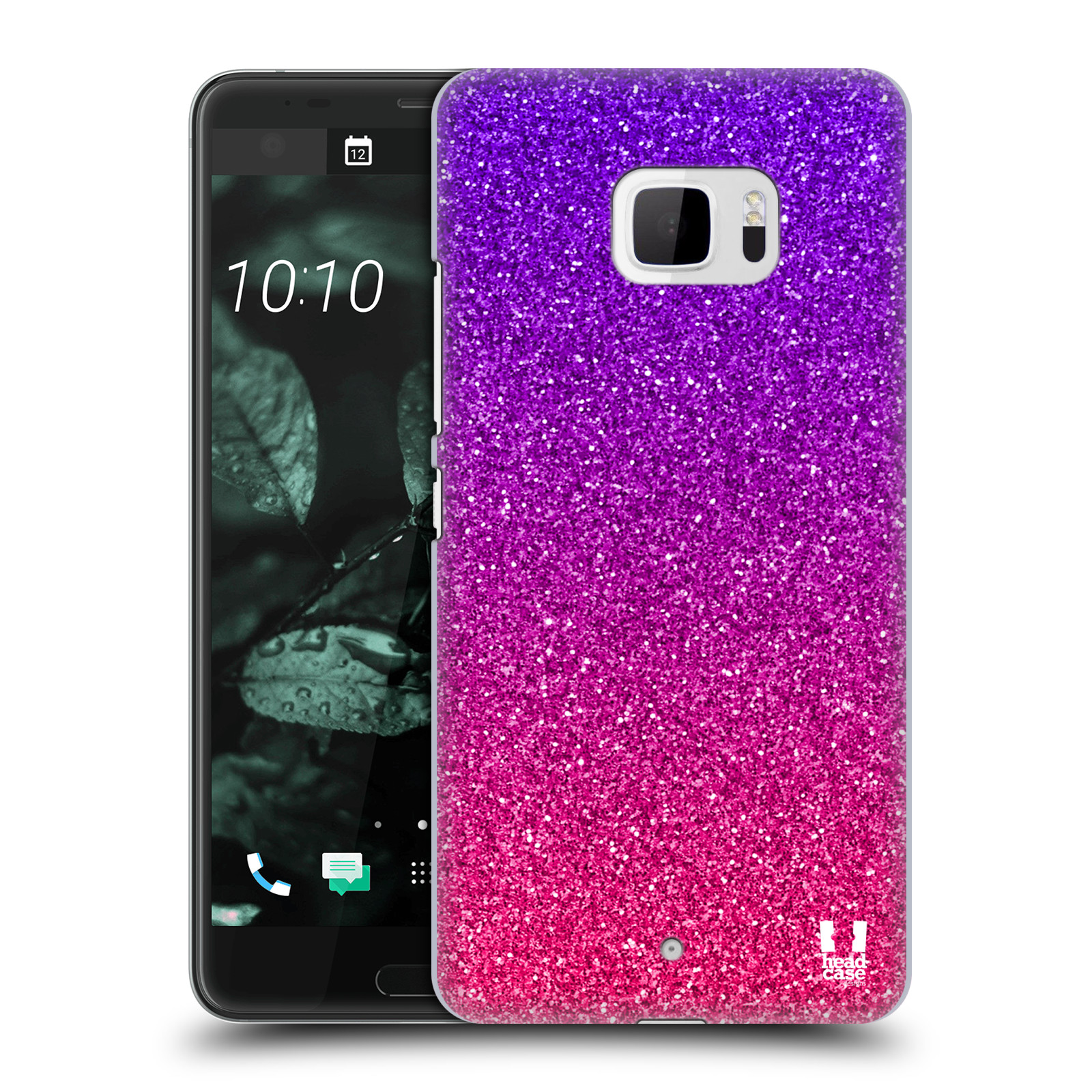 Plastové pouzdro na mobil HTC U Ultra Head Case - Mix Pink (Plastový kryt či obal na mobilní telefon HTC U Ultra (99HALT015-00))
