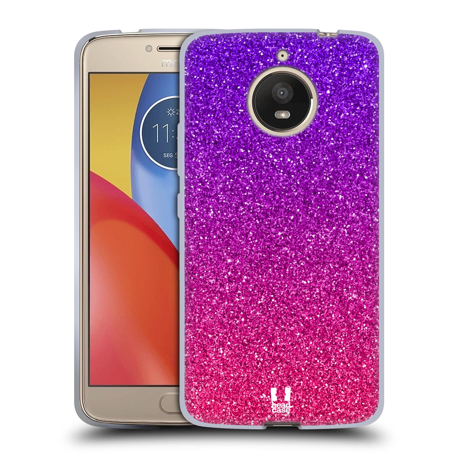 Silikonové pouzdro na mobil Lenovo Moto E4 Plus - Head Case - Mix Pink (Silikonový kryt či obal na mobilní telefon Lenovo Moto E4 Plus s motivem Mix Pink)