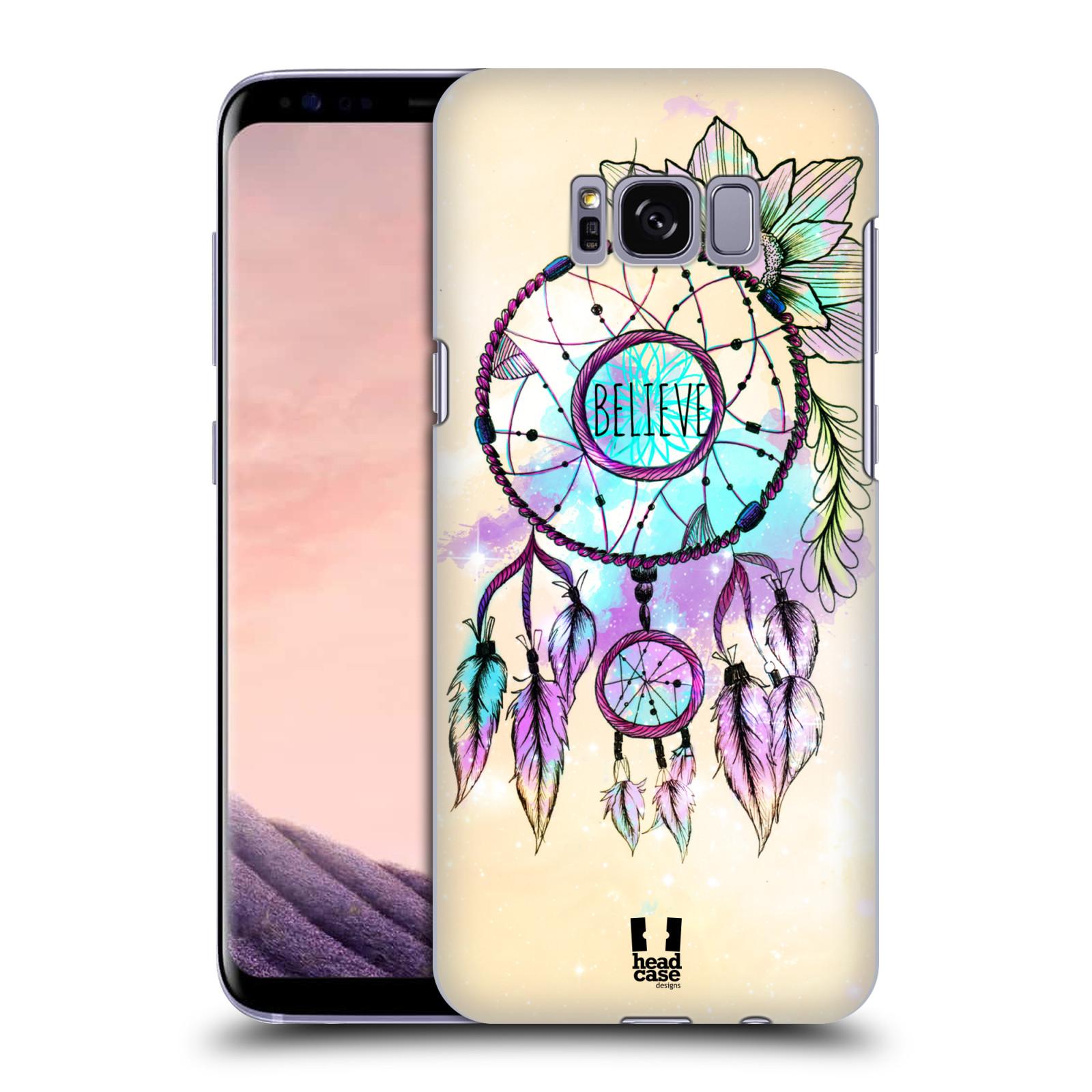Plastové pouzdro na mobil Samsung Galaxy S8 Head Case MIX BELIEVE