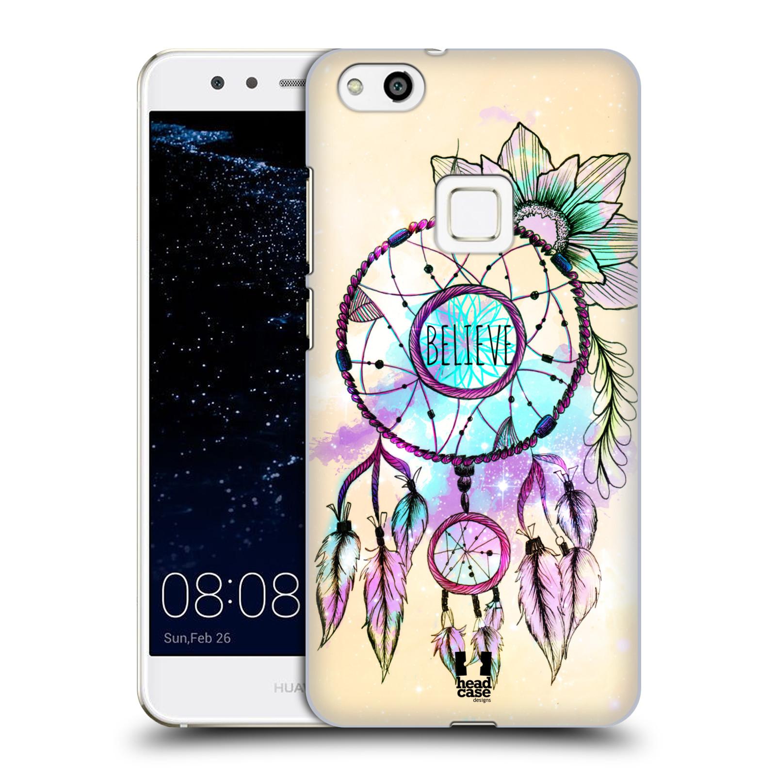 Plastové pouzdro na mobil Huawei P10 Lite Head Case - MIX BELIEVE (Plastový kryt či obal na mobilní telefon Huawei P10 Lite Dual SIM (LX1/LX1A))