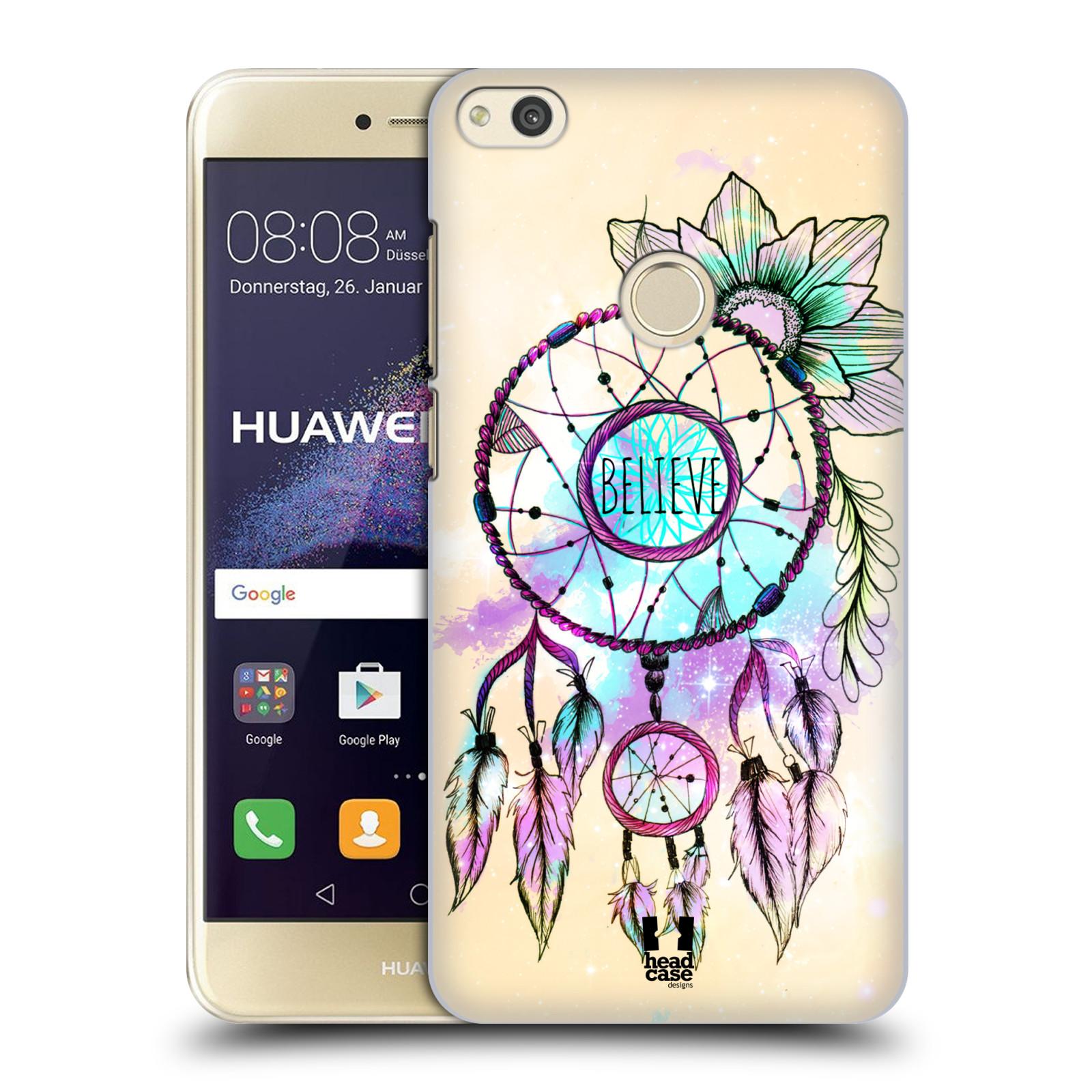 Plastové pouzdro na mobil Huawei P9 Lite (2017) - Head Case MIX BELIEVE