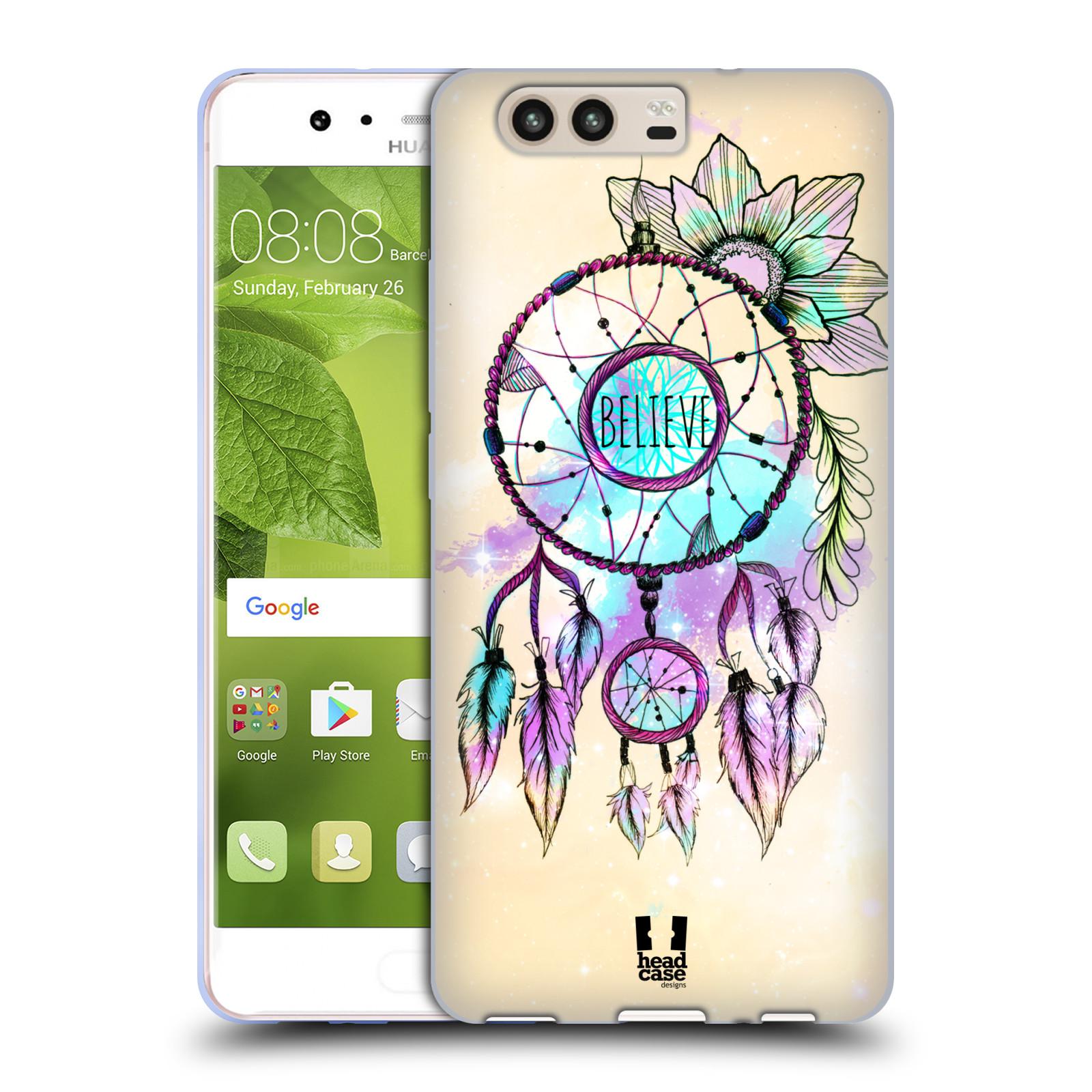 Silikonové pouzdro na mobil Huawei P10 - Head Case - MIX BELIEVE