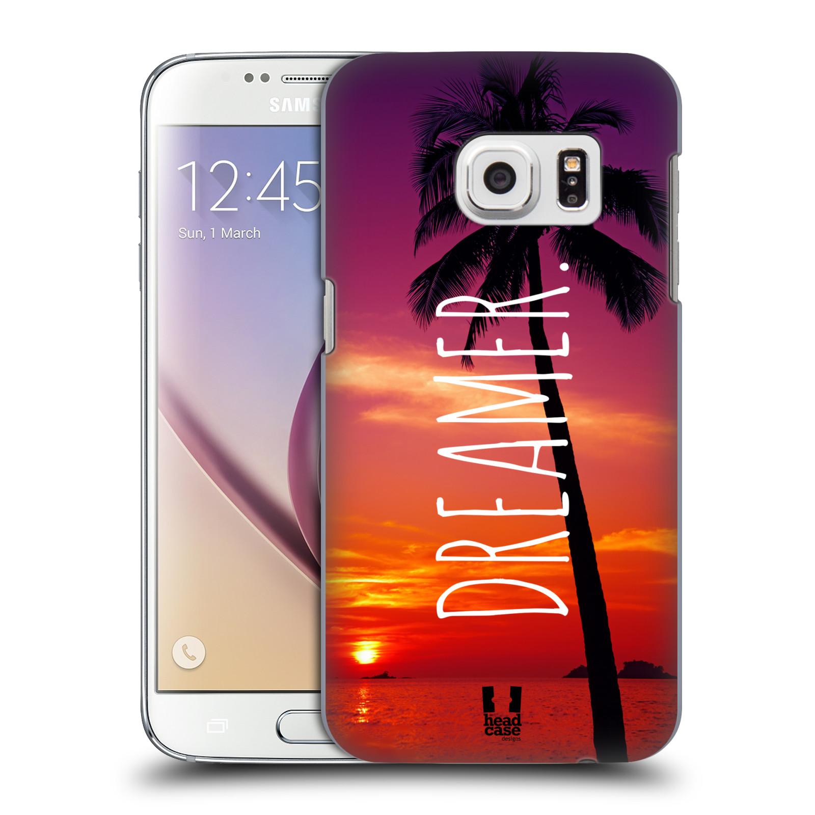 Plastové pouzdro na mobil Samsung Galaxy S7 HEAD CASE MIX DREAMER (Kryt či obal na mobilní telefon Samsung Galaxy S7 SM-G930F)
