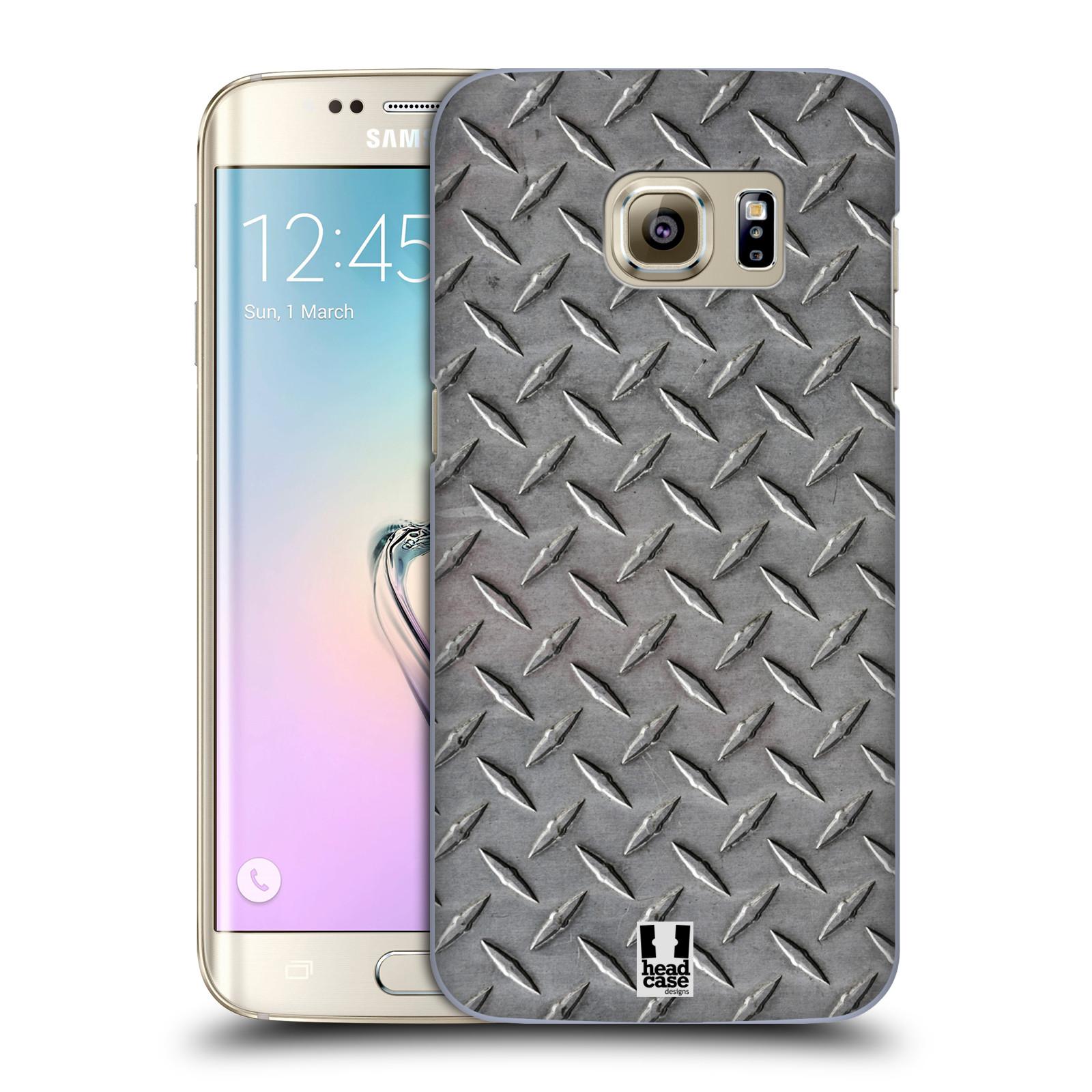 Plastové pouzdro na mobil Samsung Galaxy S7 Edge HEAD CASE TRUCK STEP (Kryt či obal na mobilní telefon Samsung Galaxy S7 Edge SM-G935F)