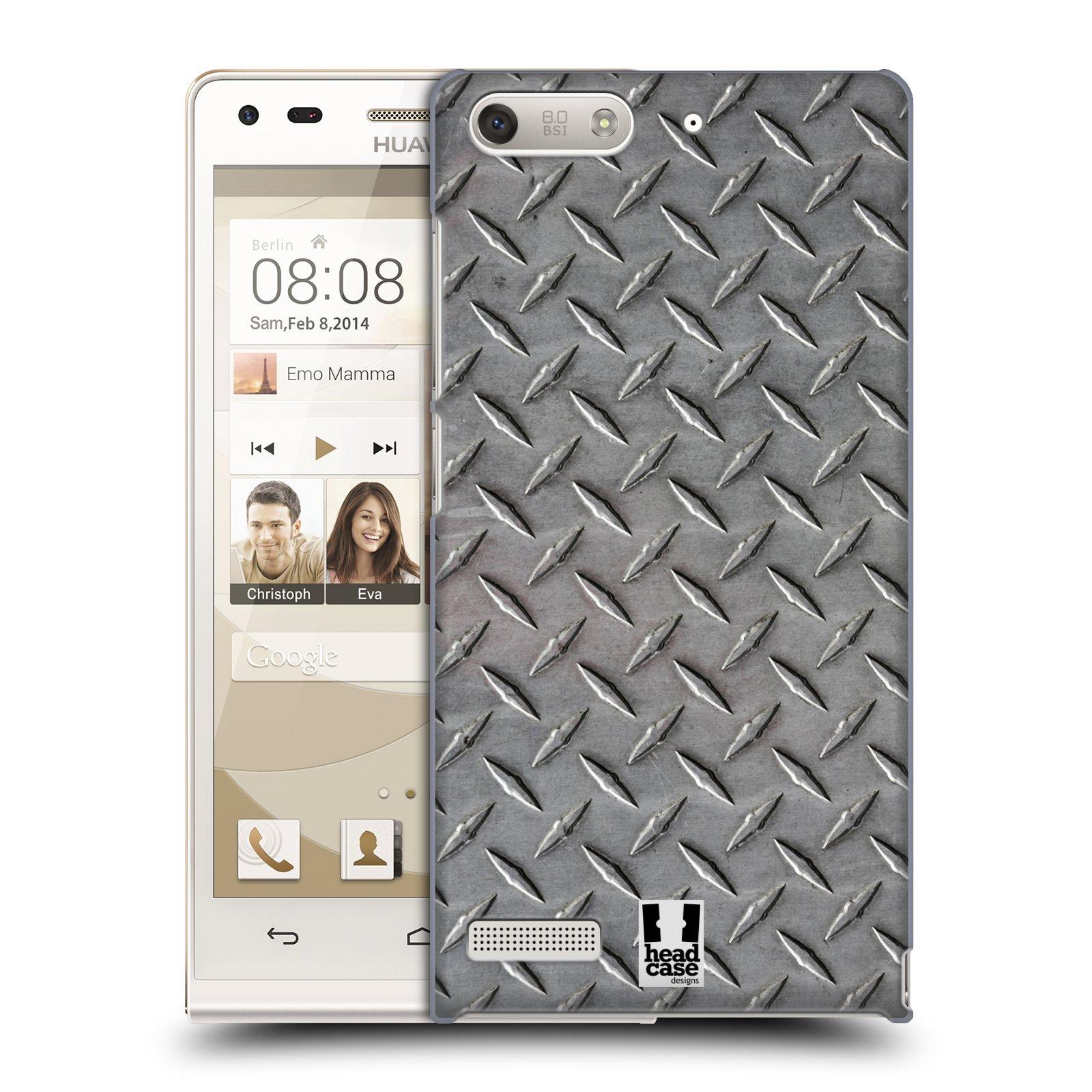 Plastové pouzdro na mobil Huawei Ascend G6 HEAD CASE TRUCK STEP (Kryt či obal na mobilní telefon Huawei Ascend G6 bez LTE)