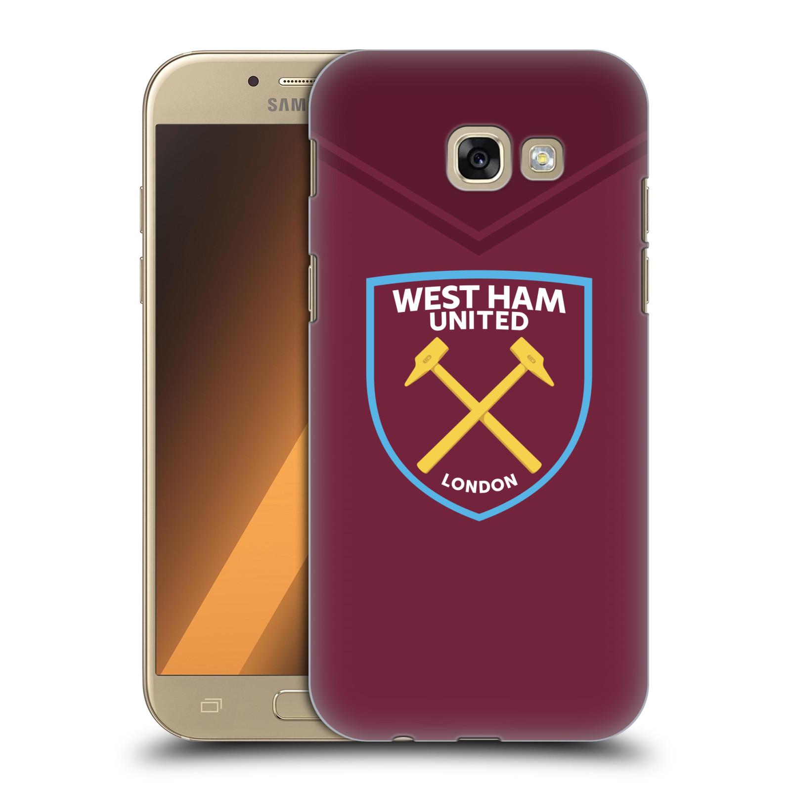 Plastové pouzdro na mobil Samsung Galaxy A5 (2017) - Head Case - West Ham United - Logo