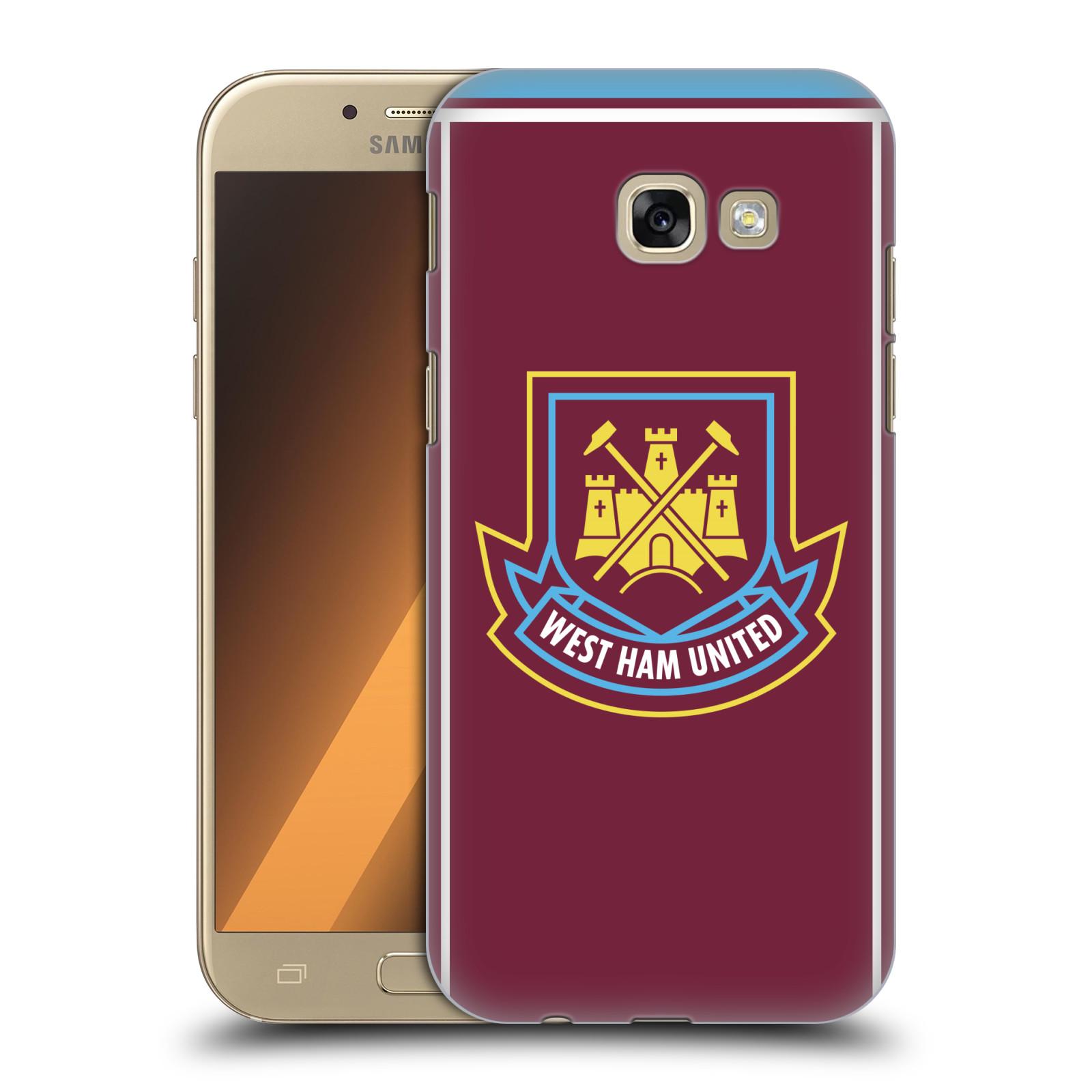 Plastové pouzdro na mobil Samsung Galaxy A5 (2017) - Head Case - West Ham United - Retro znak