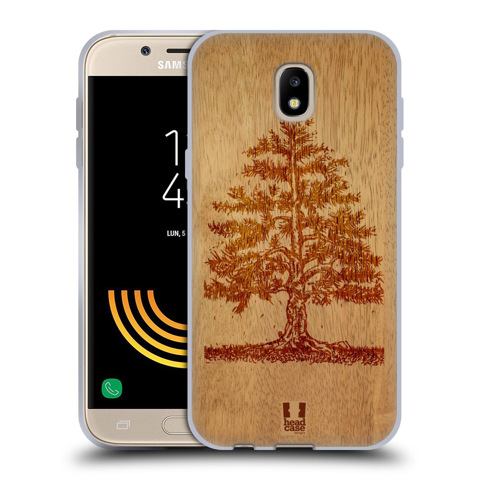 Silikonové pouzdro na mobil Samsung Galaxy J5 (2017) - Head Case - WOODART  TREE empty 7d73f7980a8