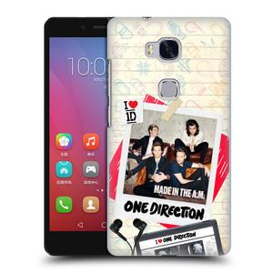 Plastové pouzdro na mobil Honor 5X HEAD CASE One Direction - Kazeta