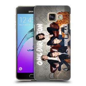 Plastové pouzdro na mobil Samsung Galaxy A3 (2016) HEAD CASE One Direction - Na Gaučíku