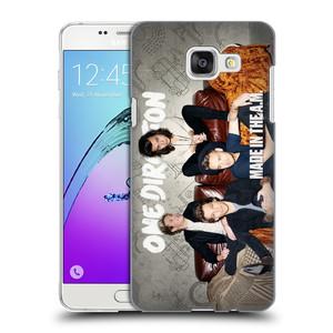 Plastové pouzdro na mobil Samsung Galaxy A5 (2016) HEAD CASE One Direction - Na Gaučíku