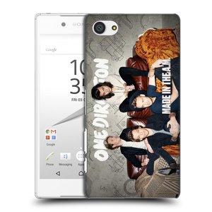 Plastové pouzdro na mobil Sony Xperia Z5 Compact HEAD CASE One Direction - Na Gaučíku