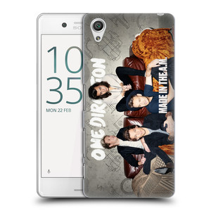 Plastové pouzdro na mobil Sony Xperia X Performance HEAD CASE One Direction - Na Gaučíku