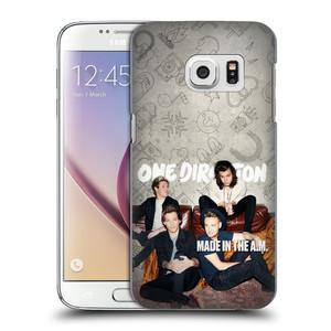 Plastové pouzdro na mobil Samsung Galaxy S7 HEAD CASE One Direction - Na Gaučíku