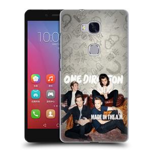 Plastové pouzdro na mobil Honor 5X HEAD CASE One Direction - Na Gaučíku