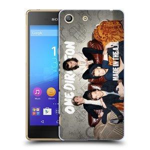 Plastové pouzdro na mobil Sony Xperia M5 HEAD CASE One Direction - Na Gaučíku