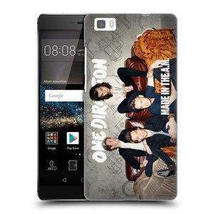 Plastové pouzdro na mobil Huawei P8 Lite HEAD CASE One Direction - Na Gaučíku