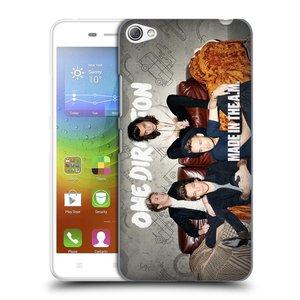 Plastové pouzdro na mobil Lenovo S60 HEAD CASE One Direction - Na Gaučíku