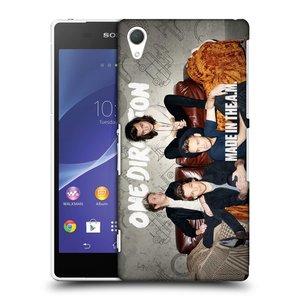 Plastové pouzdro na mobil Sony Xperia Z2 D6503 HEAD CASE One Direction - Na Gaučíku