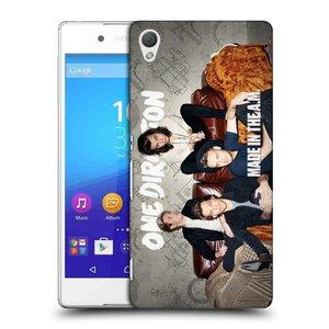 Plastové pouzdro na mobil Sony Xperia Z3+ (Plus) HEAD CASE One Direction - Na Gaučíku