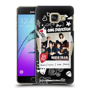 Plastové pouzdro na mobil Samsung Galaxy A3 (2016) HEAD CASE One Direction - S kytárou