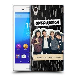 Plastové pouzdro na mobil Sony Xperia M4 Aqua E2303 HEAD CASE One Direction - Sticker Partička