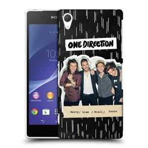 Plastové pouzdro na mobil Sony Xperia Z2 D6503 HEAD CASE One Direction - Sticker Partička