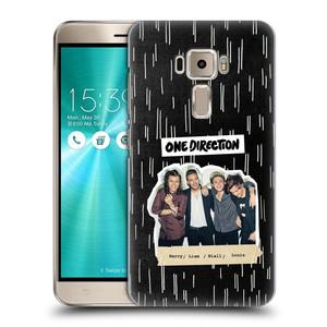 Plastové pouzdro na mobil Asus ZenFone 3 ZE520KL HEAD CASE One Direction - Sticker Partička