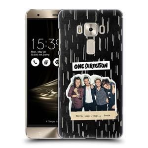 Plastové pouzdro na mobil Asus ZenFone 3 Deluxe ZS570KL HEAD CASE One Direction - Sticker Partička