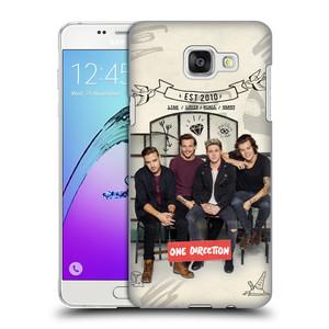 Plastové pouzdro na mobil Samsung Galaxy A5 (2016) HEAD CASE One Direction - EST 2010