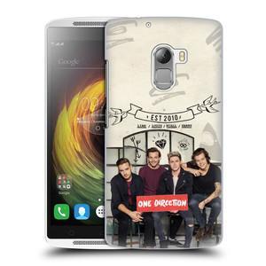 Plastové pouzdro na mobil Lenovo A7010 HEAD CASE One Direction - EST 2010