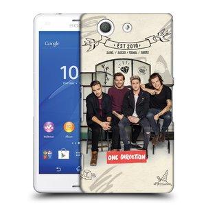 Plastové pouzdro na mobil Sony Xperia Z3 Compact D5803 HEAD CASE One Direction - EST 2010