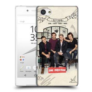 Plastové pouzdro na mobil Sony Xperia Z5 Compact HEAD CASE One Direction - EST 2010