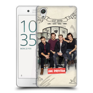 Plastové pouzdro na mobil Sony Xperia X Performance HEAD CASE One Direction - EST 2010