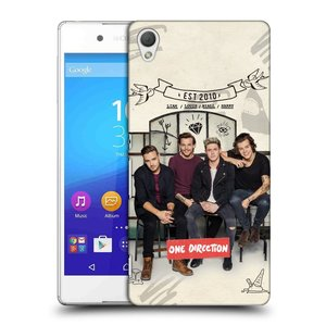 Plastové pouzdro na mobil Sony Xperia Z3+ (Plus) HEAD CASE One Direction - EST 2010
