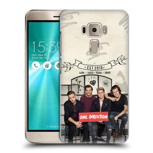 Plastové pouzdro na mobil Asus ZenFone 3 ZE520KL HEAD CASE One Direction - EST 2010