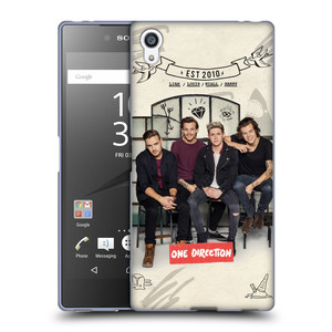 Silikonové pouzdro na mobil Sony Xperia Z5 Premium HEAD CASE One Direction - EST 2010