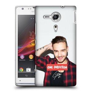 Plastové pouzdro na mobil Sony Xperia SP C5303 HEAD CASE One Direction - Liam