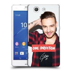 Plastové pouzdro na mobil Sony Xperia Z3 Compact D5803 HEAD CASE One Direction - Liam