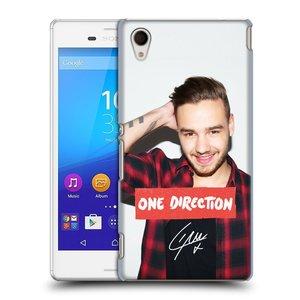 Plastové pouzdro na mobil Sony Xperia M4 Aqua E2303 HEAD CASE One Direction - Liam