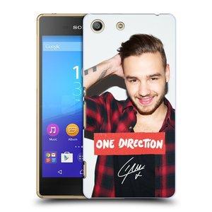 Plastové pouzdro na mobil Sony Xperia M5 HEAD CASE One Direction - Liam