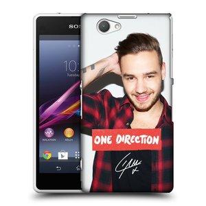 Plastové pouzdro na mobil Sony Xperia Z1 Compact D5503 HEAD CASE One Direction - Liam