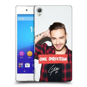 Plastové pouzdro na mobil Sony Xperia Z3+ (Plus) HEAD CASE One Direction - Liam