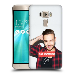 Plastové pouzdro na mobil Asus ZenFone 3 ZE520KL HEAD CASE One Direction - Liam