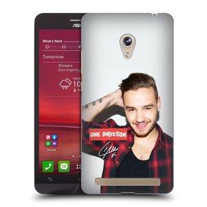 Plastové pouzdro na mobil Asus Zenfone 6 HEAD CASE One Direction - Liam
