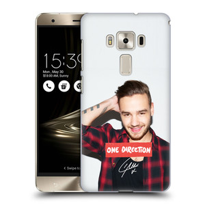 Plastové pouzdro na mobil Asus ZenFone 3 Deluxe ZS570KL HEAD CASE One Direction - Liam