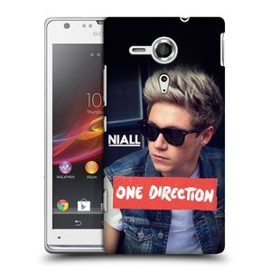 Plastové pouzdro na mobil Sony Xperia SP C5303 HEAD CASE One Direction - Niall