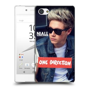 Plastové pouzdro na mobil Sony Xperia Z5 Compact HEAD CASE One Direction - Niall